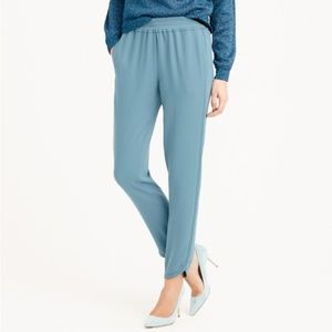 J. Crew Reese Pant-Teal - Size 4